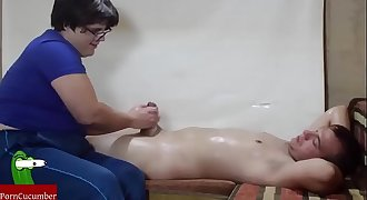 Massage with happy ending. RAF004