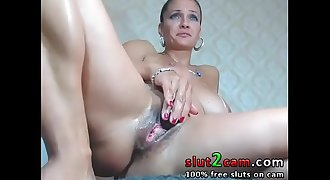 Latina MILF Squirting Loads Of Hot Juicy Juices From www.slut2cam.com